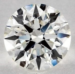1.31 CARAT J-VS2 EXCELLENT CUT ROUND DIAMOND SKU-3354519