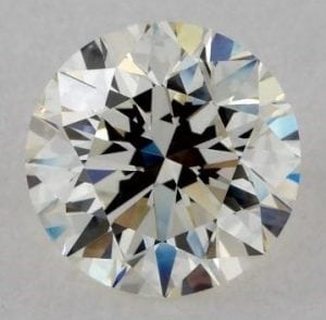 1.32 CARAT K-VS2 EXCELLENT CUT ROUND DIAMOND SKU-2208712