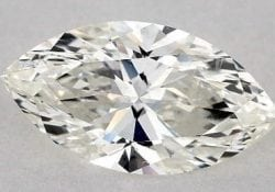 1.33 CARAT J-SI1 MARQUISE CUT DIAMOND SKU-5019284