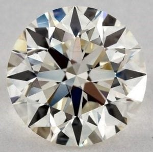 1.40 CARAT M-VVS2 EXCELLENT CUT ROUND DIAMOND SKU-4936625