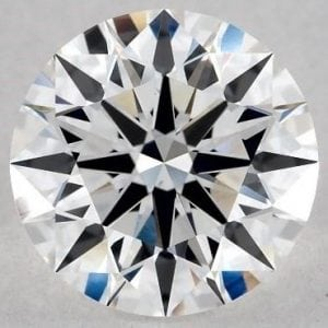 1.52 CARAT F-VS2 EXCELLENT CUT ROUND DIAMOND SKU-4793474