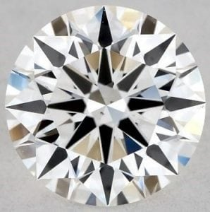 0.82 CARAT G-SI1 EXCELLENT CUT ROUND DIAMOND