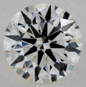 1.21 CARAT H-VVS1 TRUE HEARTSTM IDEAL DIAMOND - SKU-2430882