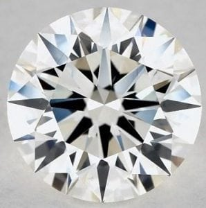 SKU-5389010 - 2.02 CARAT J-VS2 EXCELLENT CUT ROUND DIAMOND