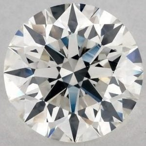 SKU-5266454 - 2.03 CARAT I-SI1 EXCELLENT CUT ROUND DIAMOND