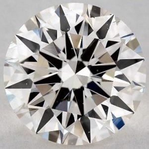 SKU-4924441 - 2.16 CARAT J-VS2 EXCELLENT CUT ROUND DIAMOND