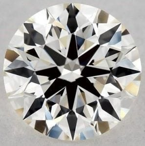 SKU-5478169 - 1.50 CARAT K-VS1 EXCELLENT CUT ROUND DIAMOND