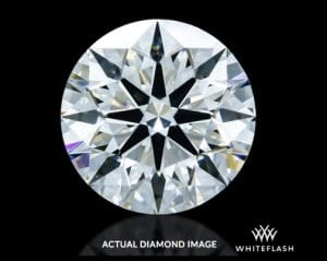 0.808 ct F VVS2 Expert Selection Round Cut Loose Diamond