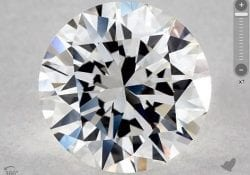 1.03 CARAT H-VS1 EXCELLENT CUT ROUND DIAMOND SKU-5372953