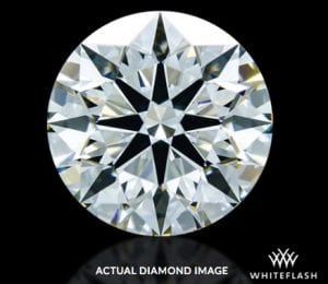 1.272 ct J VS1 A CUT ABOVE® Hearts and Arrows Diamond AGS-104099156028