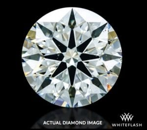 1.374 ct J VS2 A CUT ABOVE® Hearts and Arrows Diamond AGS-104099156032