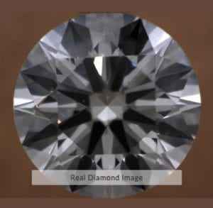 Round Cut Diamond 3.01 Ct