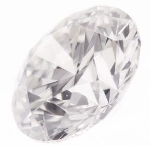 2.04 Carat H-SI2 Excellent Cut Round Diamond