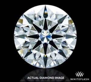 0.90 ct G SI1 A CUT ABOVE Hearts and Arrows Diamond