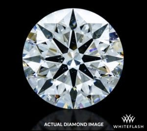 0.911 ct G SI1 A CUT ABOVE Hearts and Arrows Diamond