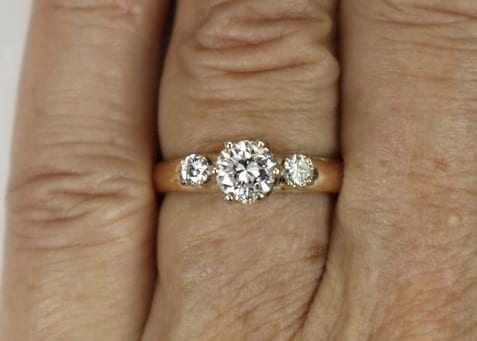 Etsy Engagement Ring