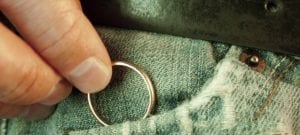 Not Wear Engagement Ring on Wedding Day